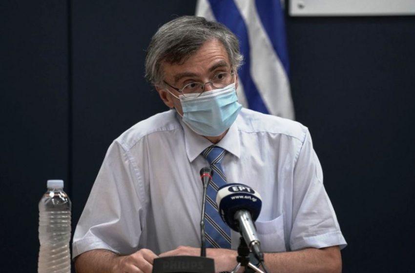 Τσιόδρας: Τι είπε για τις επιπτώσεις του κοροναϊού στην εποχική γρίπη