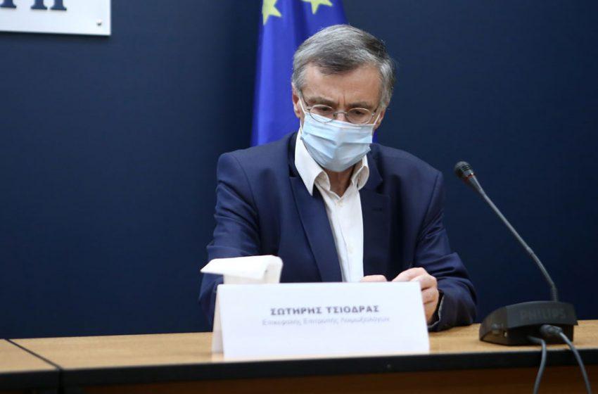 Τσιόδρας: Τα μέτρα για τον κοροναϊό ίσως επηρεάσουν την εποχική γρίπη- Σε εξέλιξη το δεύτερο κύμα της πανδημίας