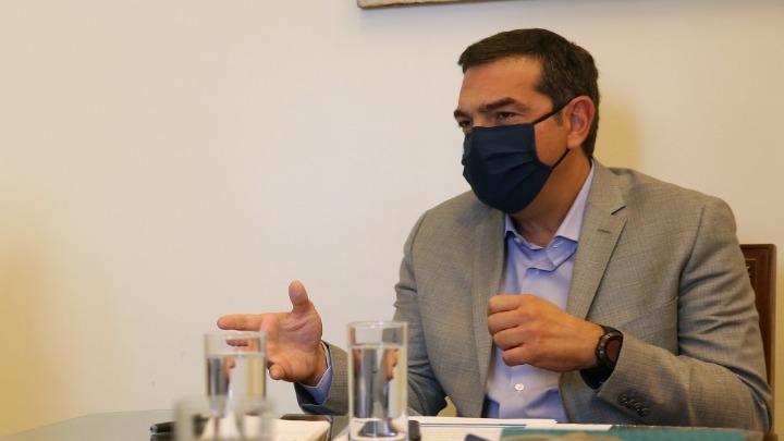 Τσίπρας: Έκτακτα μέτρα για την ενίσχυση της οικονομίας στην Κοζάνη
