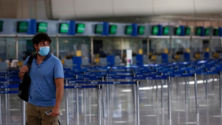 """Άδειασε το """"Ελ. Βενιζέλος"""" – Μειωμένη κατά 68% η επιβατική κίνηση τον Σεπτέμβριο"""