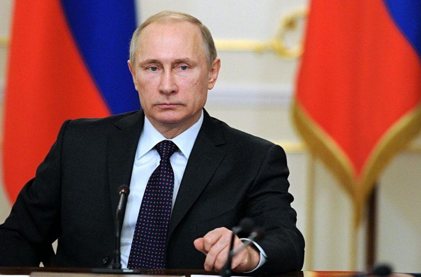 Βλ. Πούτιν: Είμαι έτοιμος να εργαστώ με οποιονδήποτε Αμερικανό ηγέτη