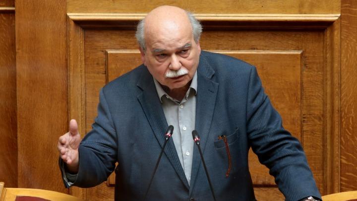 Βούτσης: Προκύπτει ζήτημα εναλλακτικής λύσης και διαφορετικής διακυβέρνησης για τη χώρα