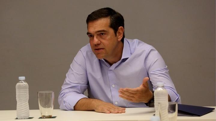 Τσίπρας για τη φυλάκιση της Χρυσής Αυγής: Ιστορικό γεγονός για την Ελλάδα και την Ευρώπη