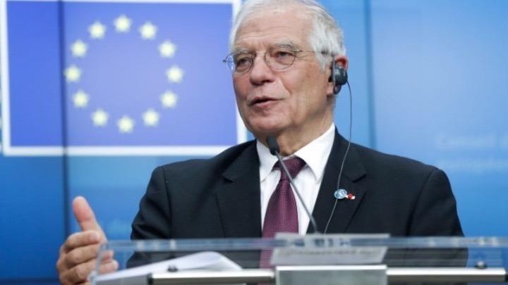 Μπορέλ: Οι ΥΠΕΞ της ΕΕ θα στρέψουν την προσοχή τους στις τουρκικές γεωτρήσεις στη Μεσόγειο