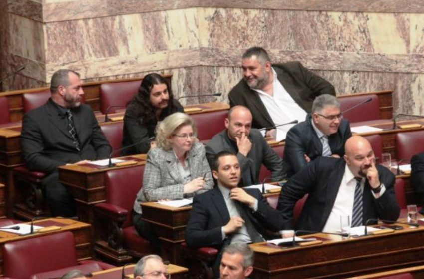 Σάλος με Ζαρούλια: Οργή των κομμάτων, ζητούν την ανάκληση του διορισμού της στην Βουλή (pics)