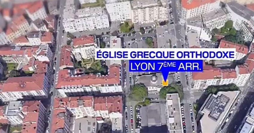 Γαλλία: Πυροβόλησαν Ελληνορθόδοξο ιερέα σε εκκλησία στη Λυών