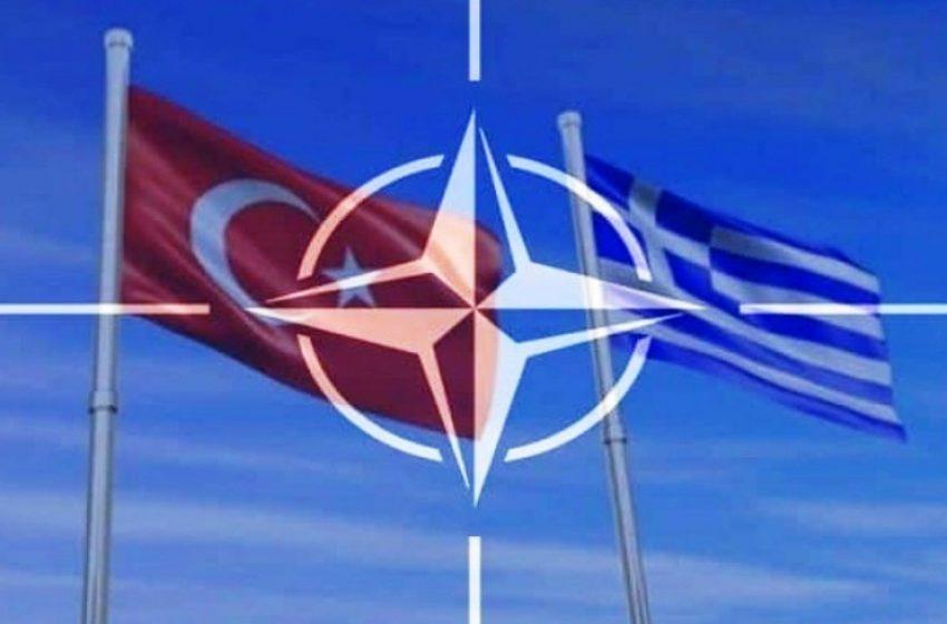 """""""Διαπιστώθηκε συν-αντίληψη μεταξύ Ελλάδας-Τουρκίας"""" αναφέρει το υπουργείο Άμυνας της Τουρκίας για την συμφωνία που ανακοίνωσε το ΝΑΤΟ"""