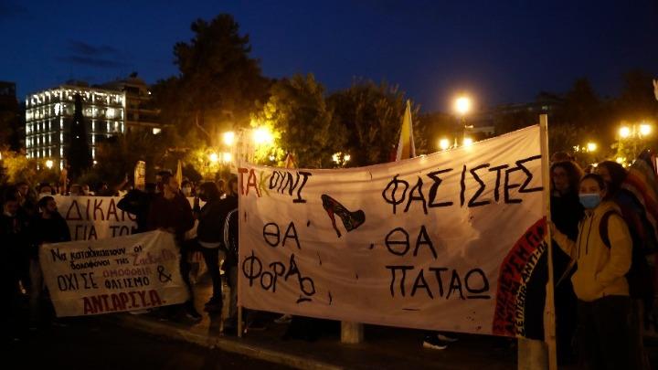 Kινητοποίηση στην Θεσσαλονίκη ενόψει της δίκης για τον θάνατο του Ζακ Κωστόπουλου