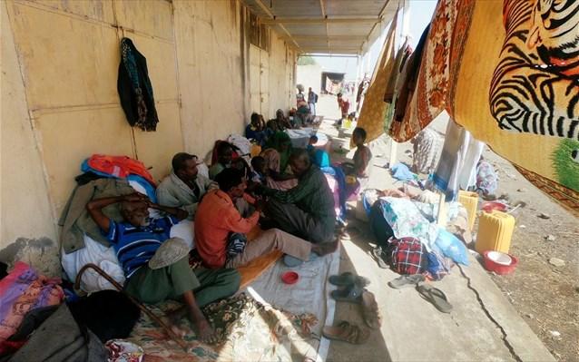 Ο ΟΗΕ προειδοποιεί για ευρεία ανθρωπιστική και μεταναστευτική κρίση στην Αιθιοπία