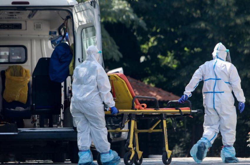 """Η """"ασφυξία"""" στις ΜΕΘ φέρνει lockdown και στην Αττική- Πόσες διαθέσιμες κλίνες υπάρχουν ανά νοσοκομείο"""