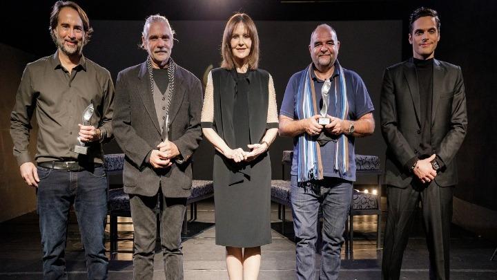 Απονεμήθηκαν τα Θεατρικά Βραβεία Κοινού του Αθηνοράματος