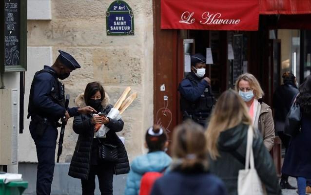 Γαλλία-Κοροναϊός: Δεν θα επιβληθεί καραντίνα στους ηλικιωμένους