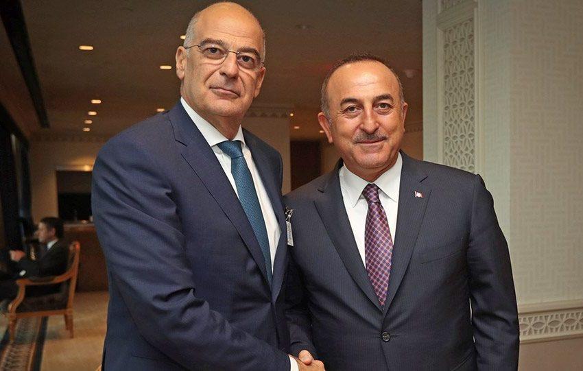 Ραντεβού Δένδια-Τσαβούσογλου στις 14 Απριλίου στην Άγκυρα- Βγαίνουν από την ατζέντα της Συνόδου Κορυφής στις 25 Μαρτίου οι κυρώσεις;