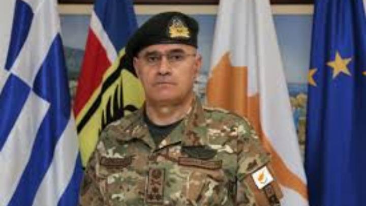 Κύπρος: Θετικός στον κοροναϊό ο αρχηγός της Εθνικής Φρουράς