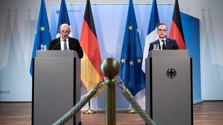 Παρίσι και Βερολίνο καλούν τον εκλεγμένο πρόεδρο των ΗΠΑ να ενισχύσει τη «διατλαντική ενότητα»