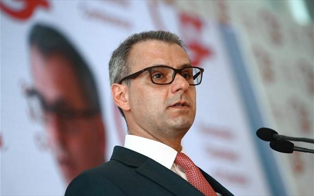 Θετικός στον κοροναϊό ο διοικητής της Κεντρικής Τράπεζας Κύπρου