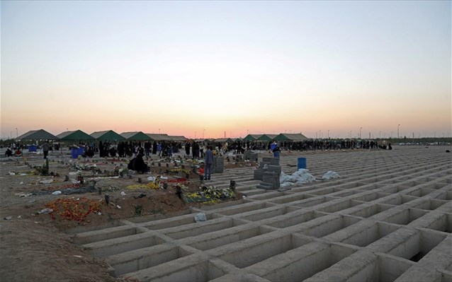 Περιορισμοί στις μετακινήσεις μετά και το ρεκόρ 434 θανάτων στο Ιράν