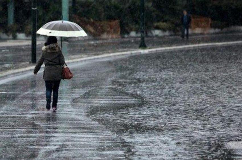 Στους 30 βαθμούς σκαρφάλωσε η θερμοκρασία στη Βόρεια Κρήτη – Λασποβροχές και τοπικές καταιγίδες τη Δευτέρα