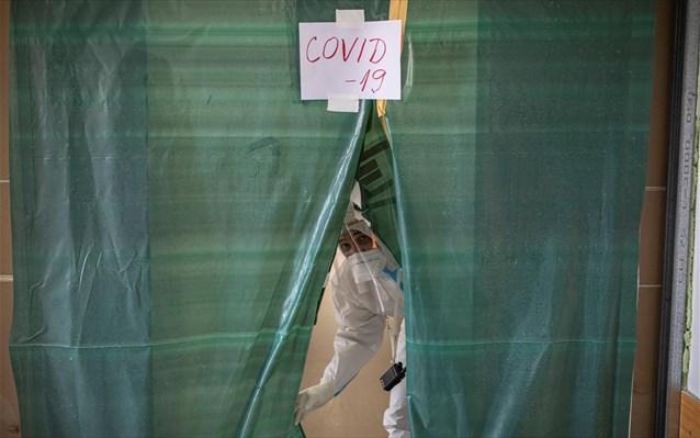 Σερβία: 65 θάνατοι και 6.179 νέα κρούσματα το τελευταίο 24ωρο