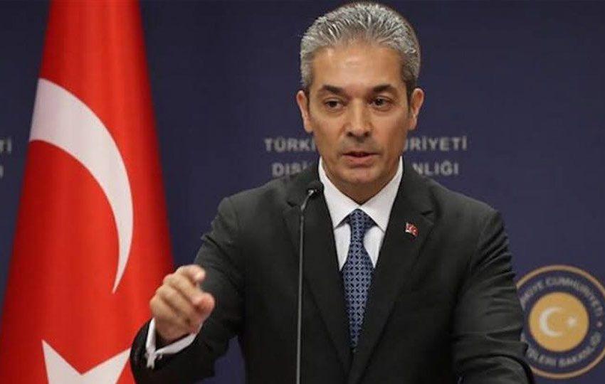 Ο Ακσόι κατηγορεί την Ελλάδα ότι αυξάνει την ένταση στη Μεσόγειο