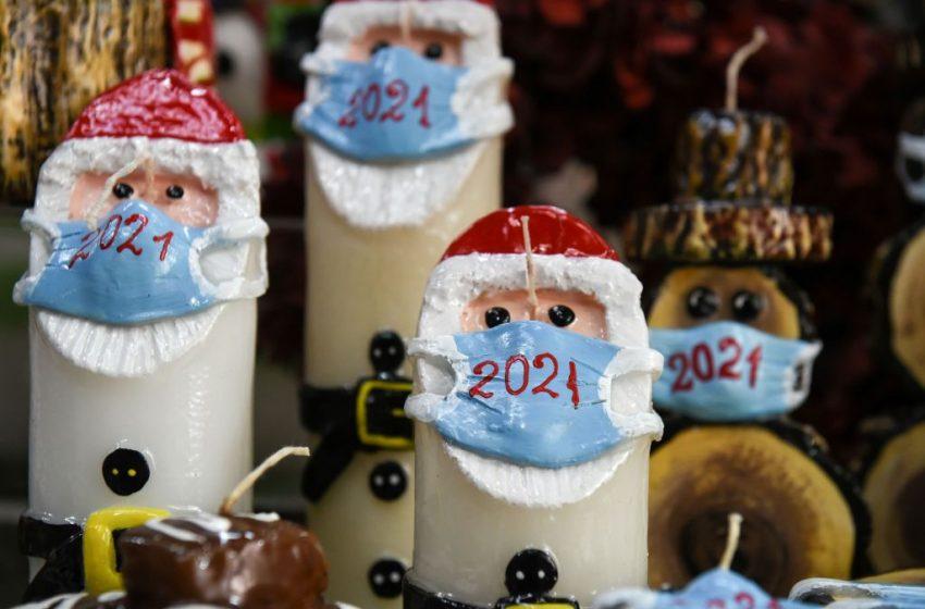 Χριστούγεννα φέτος θα κάνουμε σε ανοιχτούς χώρους, λέει ο ΠΟΥ