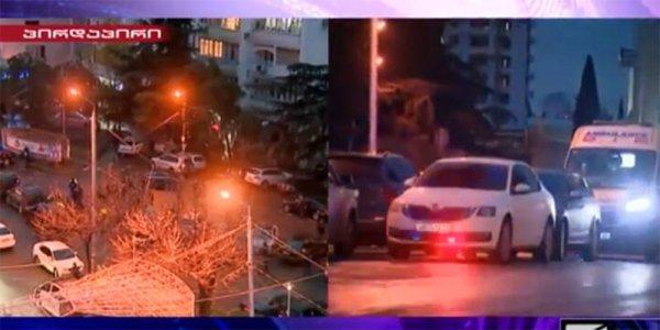 """Υπόθεση ομηρίας σε εξέλιξη στην Τιφλίδα – Ένοπλος """"κρατά"""" 10 άτομα (vid)"""