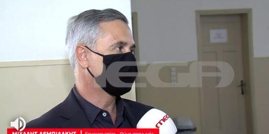 """Συγκλονίζει ο Μιχάλης Λεμπιδάκης: """"Ζητώ την επιείκεια του δικαστηρίου για τους απαγωγείς μου"""" (vid)"""