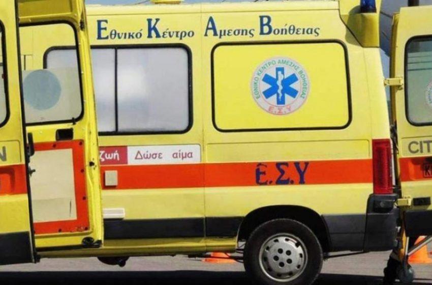 Θεσσαλονίκη: Σε κρίσιμη κατάσταση κοριτσάκι 3,5 ετών που έπεσε από μπαλκόνι