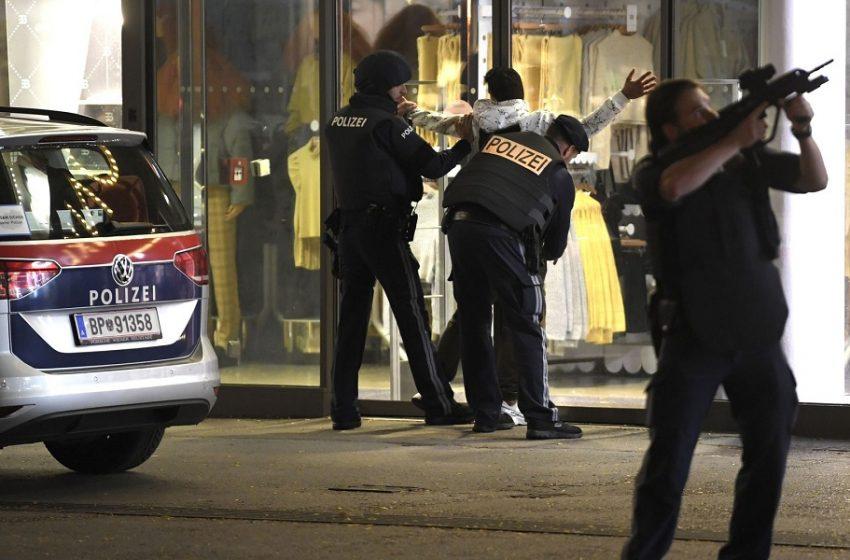 Το χρονικό του τρόμου στη Βιέννη (εικόνες, vid)
