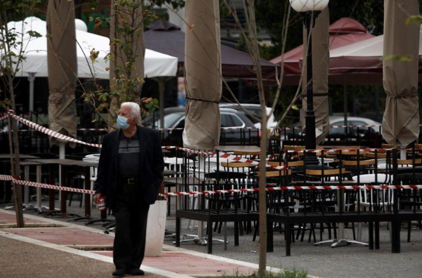 Βατόπουλος: Η διάρκεια του γενικού lockdwon θα είναι 15 μέρες