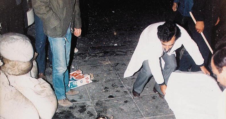 Κουμής, Κανελλοπούλου, Καλτεζάς – Τρία αθώα θύματα αστυνομικής βίας σε επετείους του Πολυτεχνείου