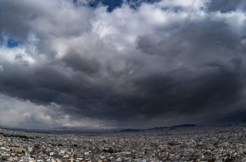 Νέα επιδείνωση του καιρού – Δείτε LIVE πώς θα κινηθεί η κακοκαιρία και ποιες περιοχές θα επηρεάσει