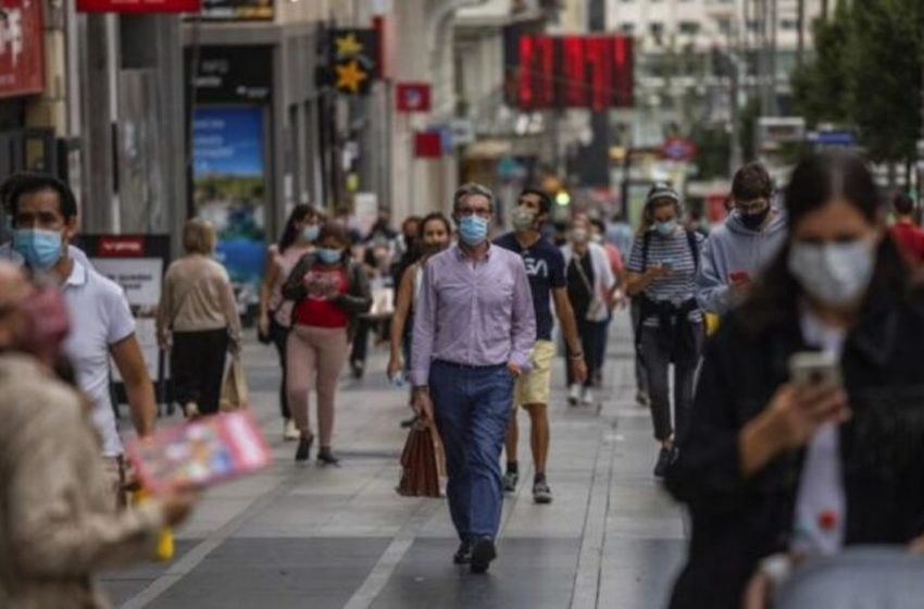 """Το τεστ αντισωμάτων η απάντηση στο """"θαύμα της Μαδρίτης"""" – Πως μειώθηκαν τα κρούσματα με ανοιχτή την Οικονομία"""