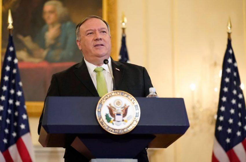 Σε Γαλλία και Τουρκία ο Πομπέο- Κρίσιμες επισκέψεις στο…κενό ηγεσίας στον Λ. Οίκο