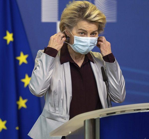 Φον ντερ Λάιεν: Τι είπε στη Σύνοδο για τα εμβόλια