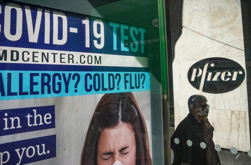 Η Pfizer απαντά για τις παρενέργειες –  Στόχος να αναπτύξουμε ένα ασφαλές και αποτελεσματικό εμβόλιο