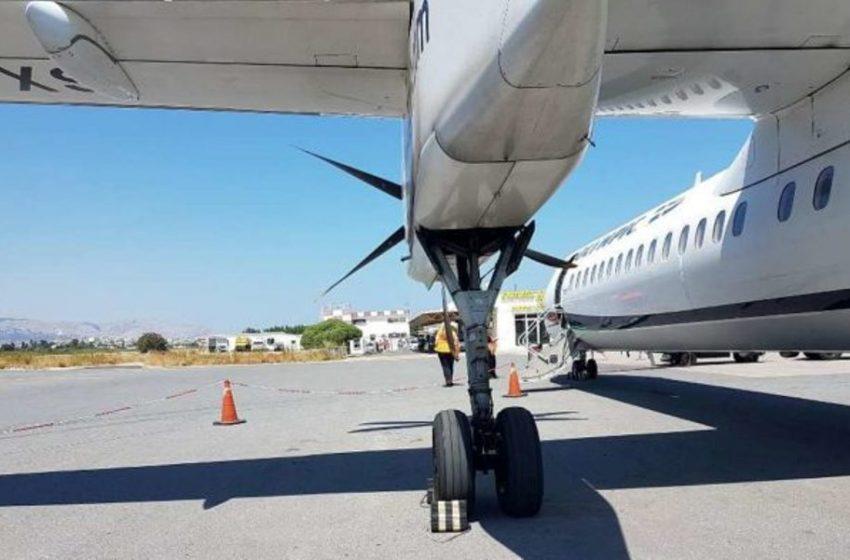 Παράταση των αεροπορικών περιορισμών μέχρι τις 3 Ιουλίου