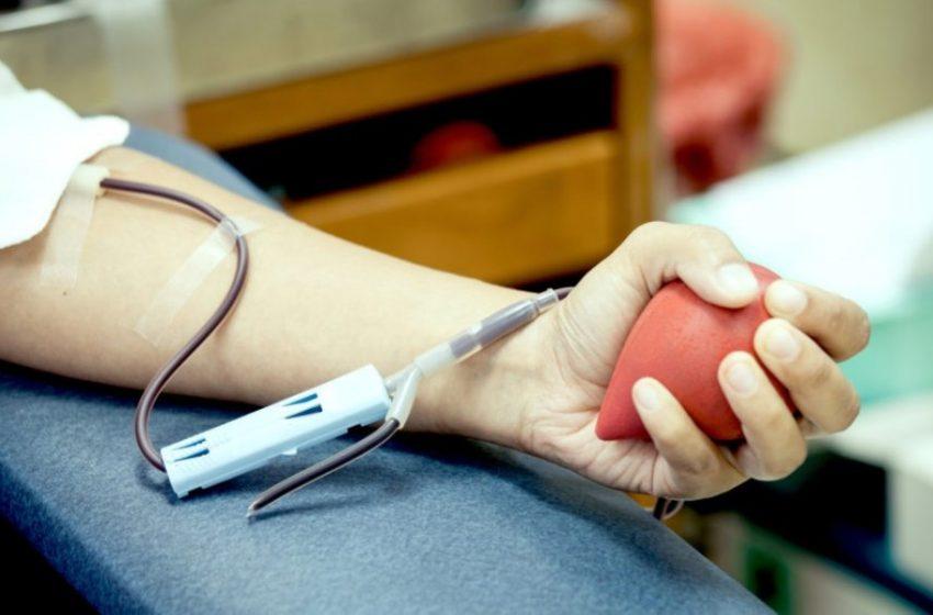 Μεγάλη ανάγκη για αίμα – Έκκληση από τον Πανελλήνιο Ιατρικό Σύλλογο