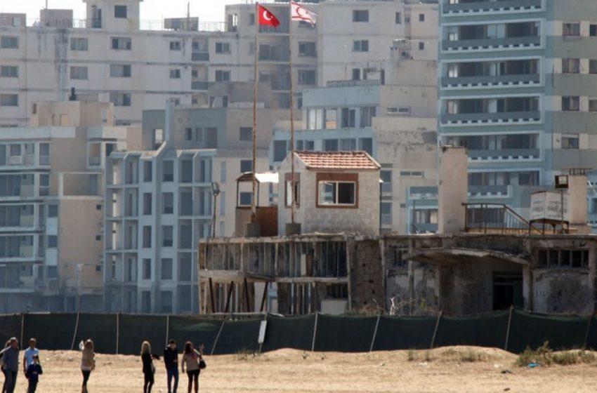 Κύπρος: Διάβημα για τα τουρκικά σχέδια στην Αμμόχωστο