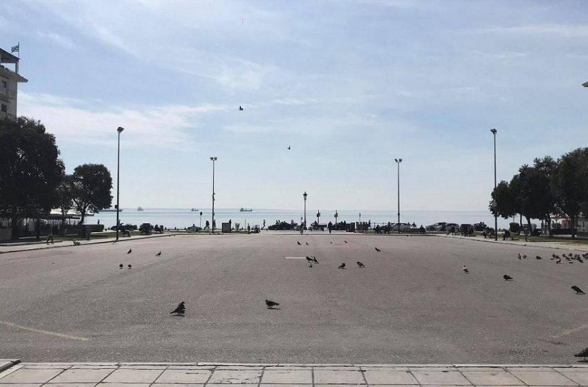 Απαγόρευση κυκλοφορίας στη Θεσσαλονίκη από τις 8 ή 9 μ.μ. – Τι είπε ο δήμαρχος Κ. Ζέρβας