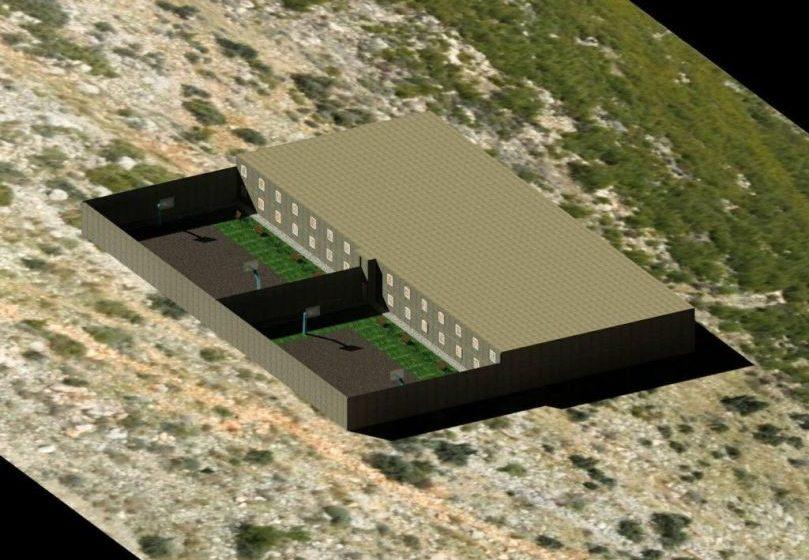 Φυλακές Κορυδαλλού: Αντίστροφη μέτρηση για την μεταφορά τους στον Ασπρόπυργο (pics)