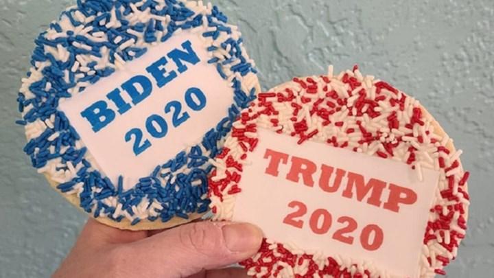"""Τα μπισκότα που """"βγάζουν"""" νικητή στις αμερικανικές εκλογές… μίλησαν – Ποιος… είναι ο νέος Πρόεδρος; (εικόνα)"""