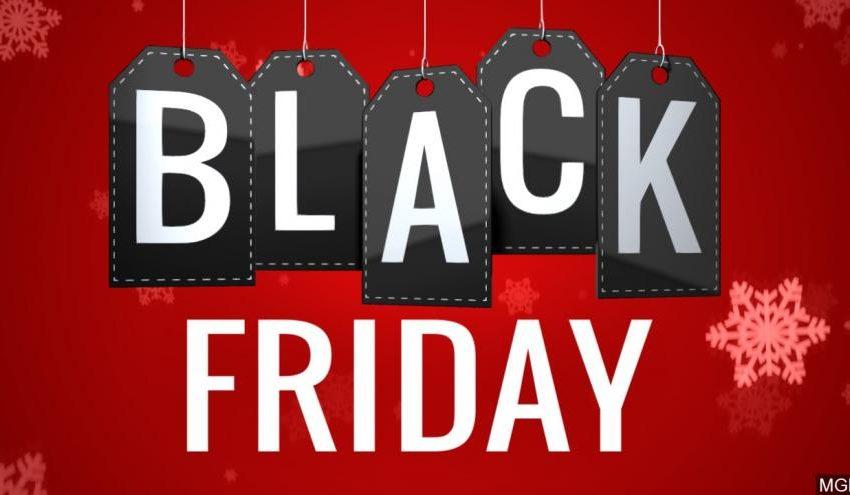 Black Friday… μέχρι τα Χριστούγεννα