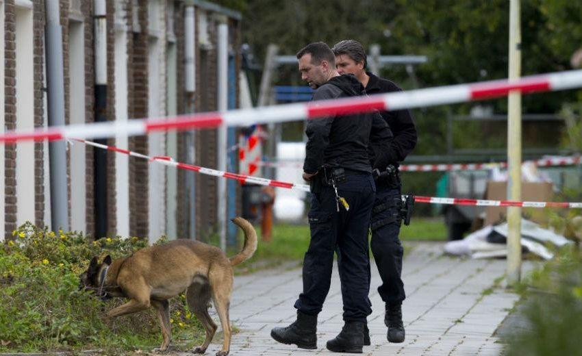 Πυροβολισμοί στην πρεσβεία της Σαουδικής Αραβίας στη Χάγη