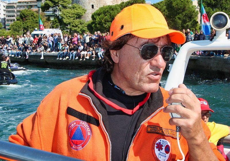 """Θεσσαλονίκη: """"Έφυγε"""" από κοροναϊό ο εθελοντής διασώστης Σ. Σωτηράκης"""