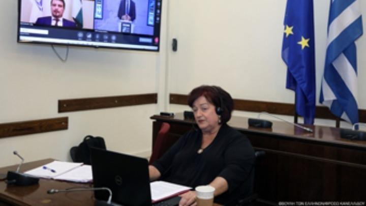 Αντιπρόεδρος της Κοινοβουλευτικής Συνέλευσης του ΝΑΤΟ εξελέγη η Μαριέττα Γιαννάκου