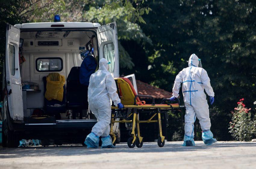 Συναγερμός στη Θεσσαλονίκη: 11 κρούσματα σε γηροκομείο