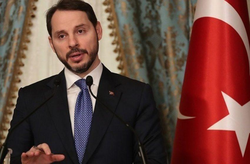 O Ερντογάν έκανε δεκτή την παραίτηση του γαμπρού του για λόγους υγείας