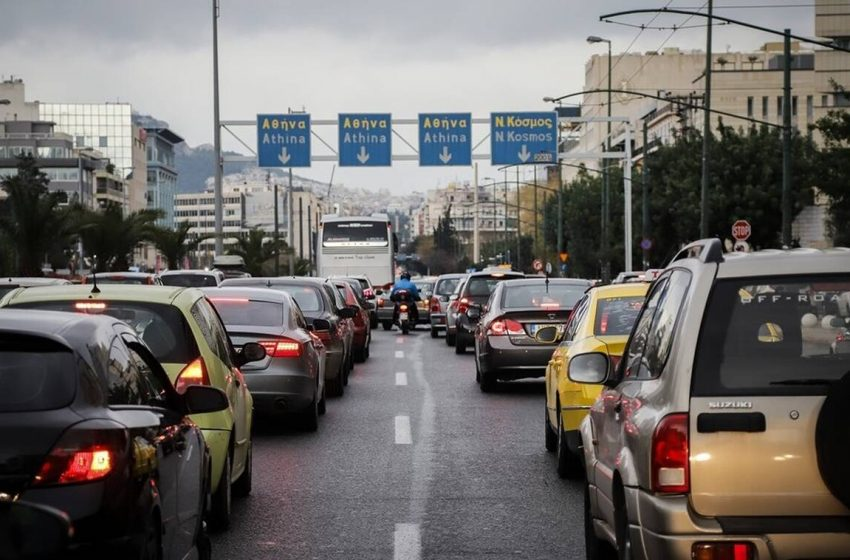 Χάος στους δρόμους για να προλάβουν το lockdown