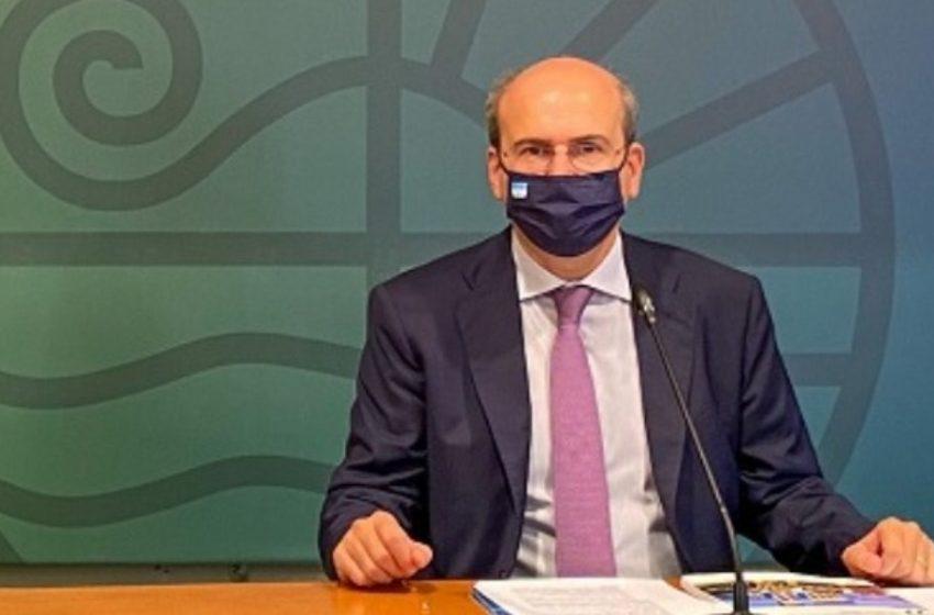Κ. Χατζηδάκης: Επιβράβευση της ενεργειακής πολιτικής η έκθεση της Κομισιόν
